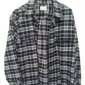 Other - Jachs button up heavy plaid